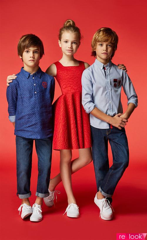 Модные мальчишки встречают весну и лето 2017