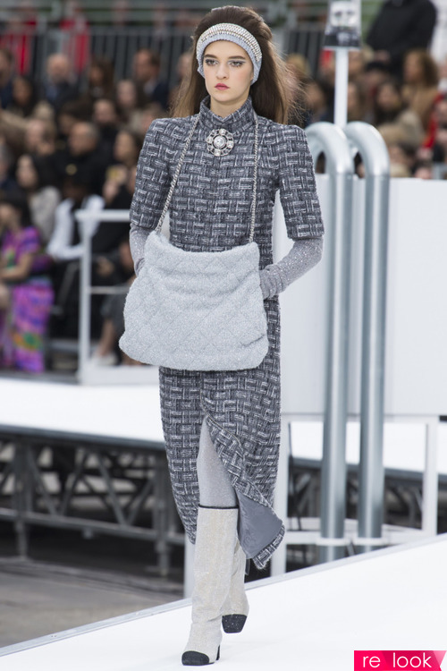 Модные сумки бренда Chanel осень-зима 2017-2018