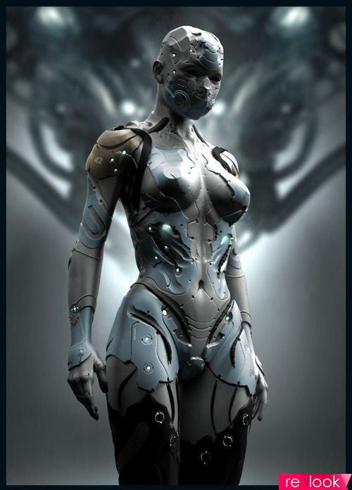 Восстание роботов, или Андроиды тоже хотят замуж