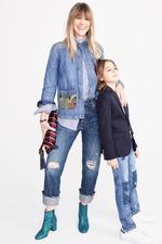 Модные джинсы осени и зимы 2017-2018 и Total denim