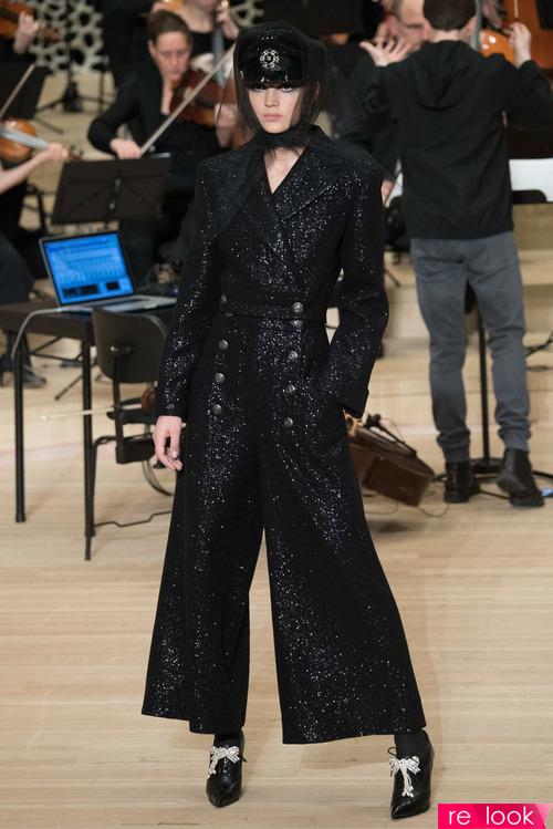 Роскошная межсезонная коллекция 2018 от Chanel