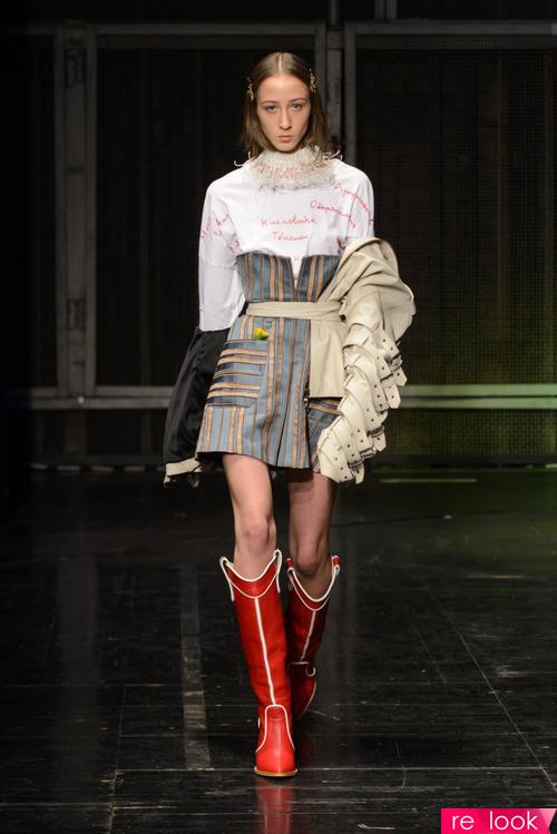 Модные сапоги весны 2018