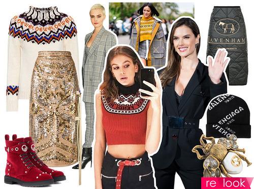 Словарь мастхэвов или самые необходимые модные вещи для зимнего гардероба