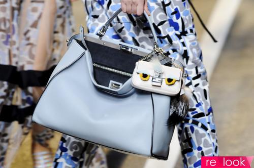 Микро-сумка для счастливой женщины