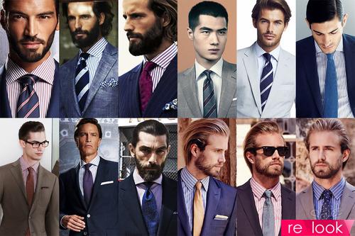 Дело о рубашках и галстуках – основные правила их сочетания