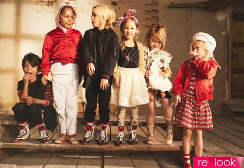 Стильные дети – главные тренды 2017 года