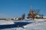 Русская красавица зима