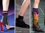 Модная обувь весны 2017