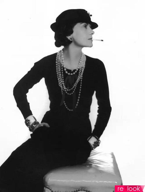 Маленькое чёрное платье – история мадемуазель Шанель