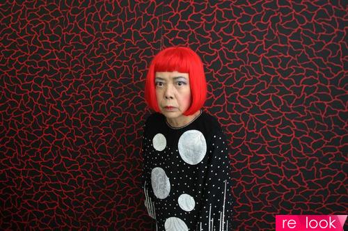 Психоделика или высокое искусство: японская художница Яёи Кусама