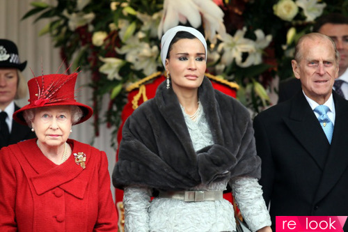 Тысяча и одна модная сказка: Ее Величество Шейха Моза