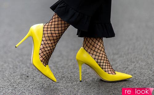 Цветная обувь: все, что вы хотели знать, но боялись спросить