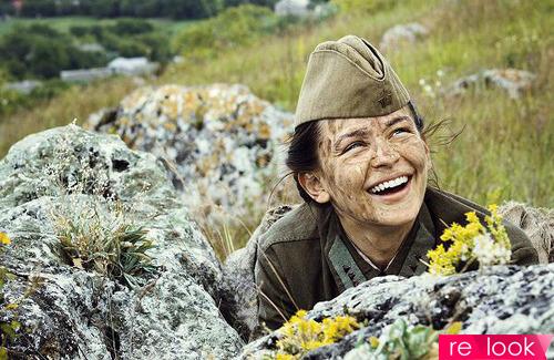 Женское лицо войны – Героини Великой Отечественной