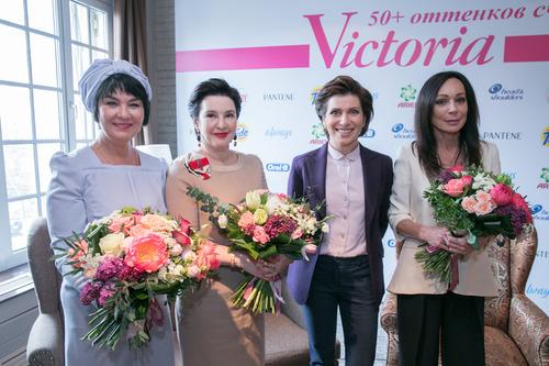 P&G запускает программу VICTORIA  специально для женщин «замечательного» возраста
