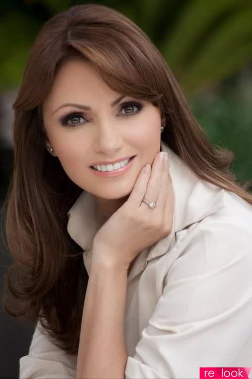 Первые леди стран: Анхелика Ривера