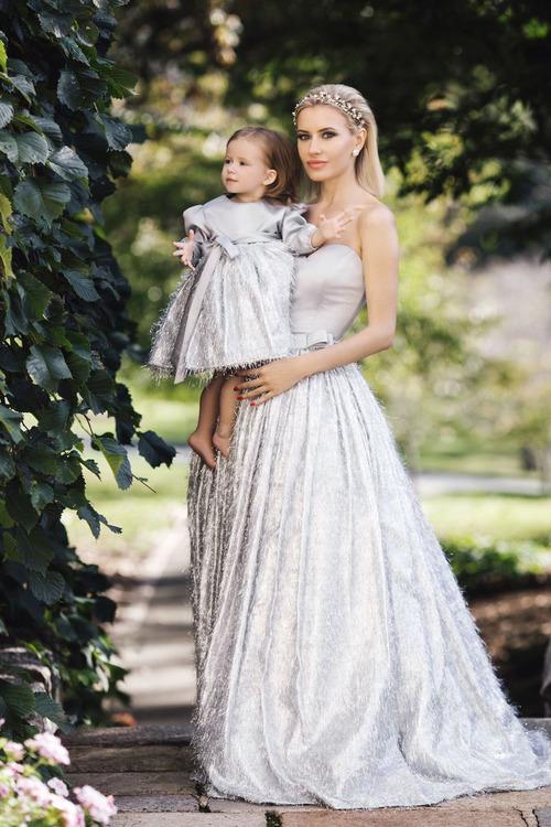 Самые нежные отношения в семье — отношения мамы и дочери: именно это передает бренд Ira&Sonya
