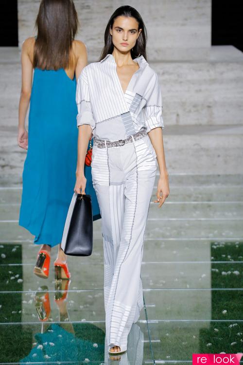 Модные комбинезоны весны и лета 2018