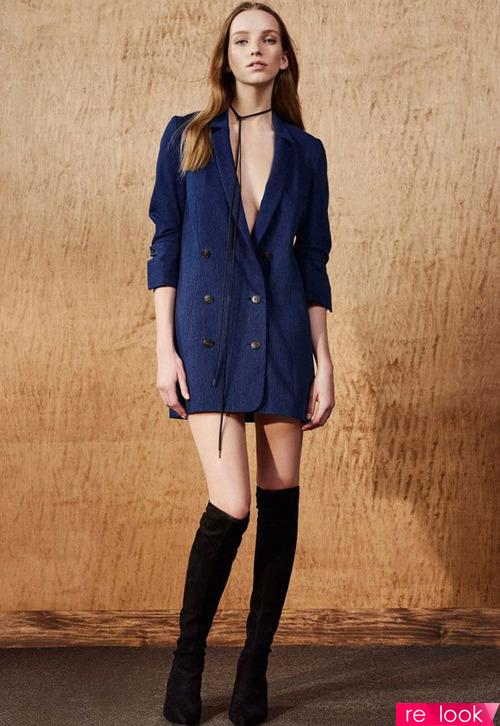 Жакеты - что в моде и с чем носить их этой осенью