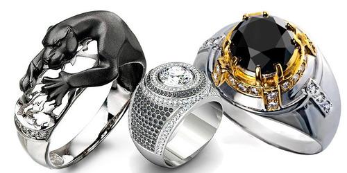 Мужские кольца с бриллиантами: на что обратить внимание при выборе