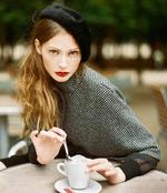 Берет - символ французской богемы и тренд осенней моды 2017