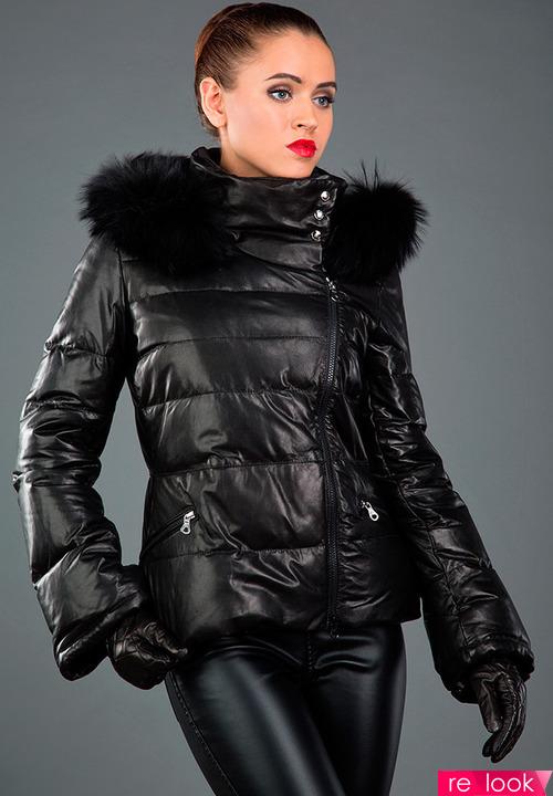 Модные пуховики предстоящей зимы 2017-2018