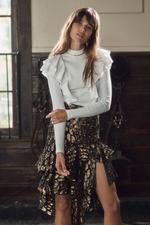 Модные блузки весны и лета 2018