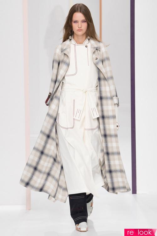 Мода весны 2018: пальто