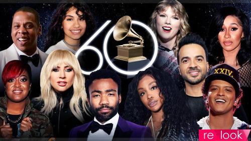 Юбилейная церемония Grammy-2018: обзор нарядов на красной дорожке