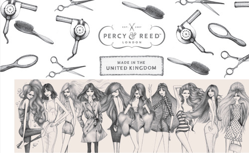 Percy & Reed - красивые волосы без усилий