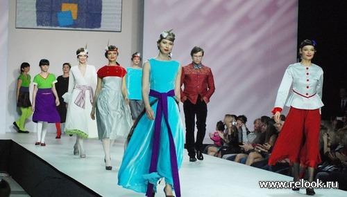 Буйство красок и позитивного настроения в новой коллекции осень-зима 2012/2013 от бренда «Теплицкая Дизайн»