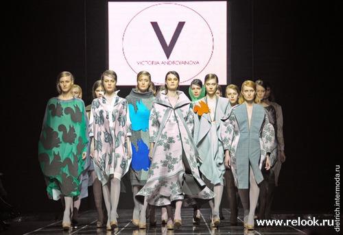 Коллекция Виктории Андреяновой. Осень-зима 2012-2013