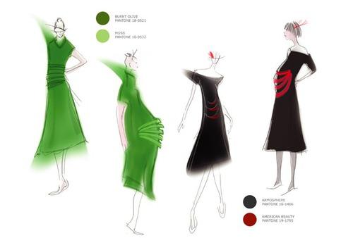 Marisol Rodriguez и её платья-трансформеры для двоих
