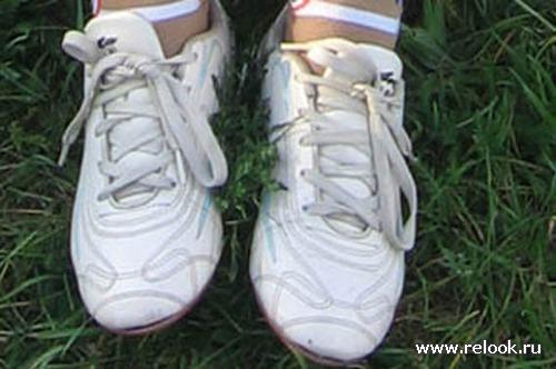 Ода кроссовкам