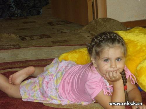 Модные и красивые косы для девочек