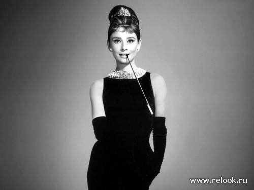 Одри Хепберн. История ее жизни и работы...
