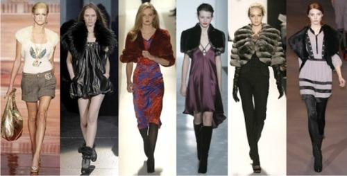 Зимнее болеро: стильное решение для модницы