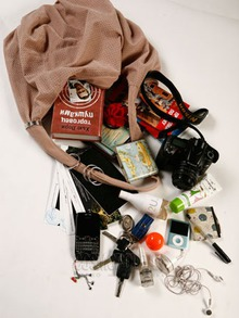 Что в сумочке моей!?