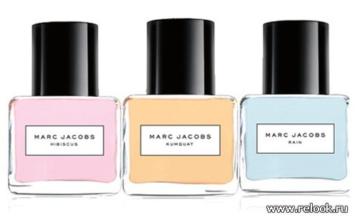 Marc Jacobs: Splash Tropical Collection 2012
