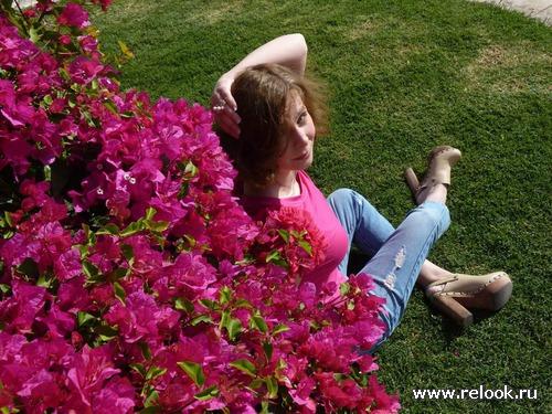 Рюши в цветах Relook