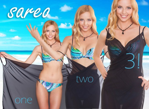 Революция на пляже-2012: платье Sareo®