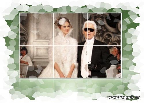 Chanel - коллекция Haute Couture осень-зима 2013