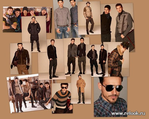 D&G. Все для мужчины. Осень - зима 2012-2013