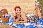 Пин-ап пикник в формате городского лета