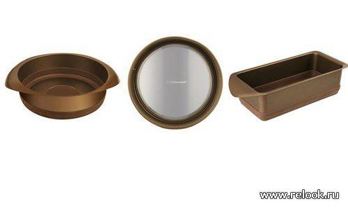 Модный облик Вашей кухни: Rondell представляет уникальные формы для выпечки из эксклюзивной коллекции MOCCO&LATTE