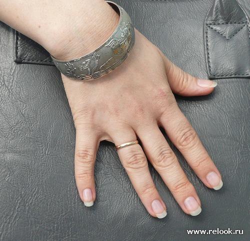 Немного шелка и лимона для кожи рук и ногтей