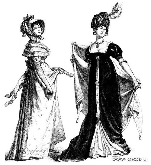История моды: первые истоки (до 20 века)