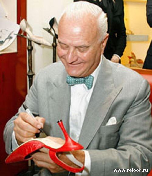 Manolo Blahnik. 2012