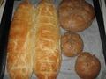 Хлеб пшеничный и ржаной