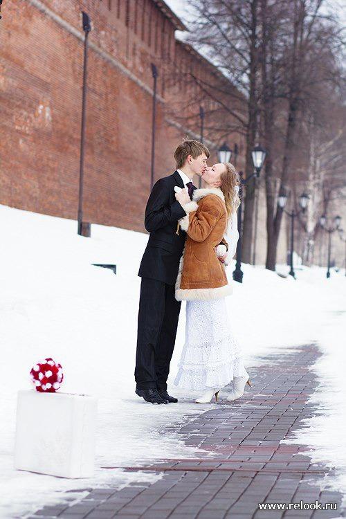 Мой образ на полугодие свадьбы