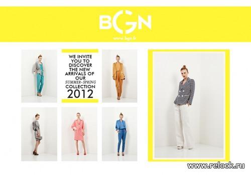 BGN весна-лето 2012